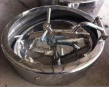 Cubierta de boca sanitaria del vaso del acero inoxidable (ACE-RK-U8)