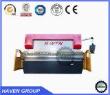 Freio da imprensa WC67Y-40X2500 hidráulica e máquina de dobra da placa de aço