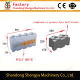 Moulage léger manuel de bloc concret/matériel léger de bloc concret