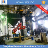 Furan Sand Recovery Line Production