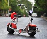 2016 후방 빛과 Mirro를 가진 새로운 2000W 60V 2 바퀴 전기 자전거 또는 스쿠터 또는 기관자전차 Citycoco