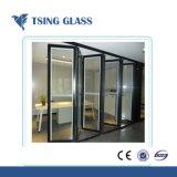ショーウィンドウのための10mmの明確な低鉄によって絶縁される緩和されたガラス