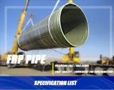 反腐食GRP Greの石油供給の管ライン