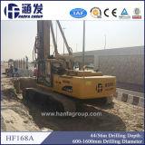 La Chine Fabricant de Hf168un tas de vibrants pilote hydraulique
