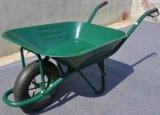 Bm5005 Wheelbarrow Construção Pesada com bandeja de Aço