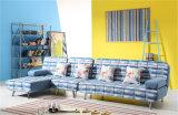 Живущий кровать софы ткани Recliner софы угла мебели комнаты