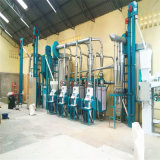 30t / 24h 2015 Machine Design Mill maïs