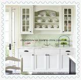 Cozinha de mármore da pedra do granito de quartzo