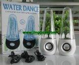 Altoparlante di Dancing dell'acqua