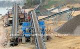 Hoher leistungsfähiger aufbereitender beweglicher Bandförderer der Kohle-2017