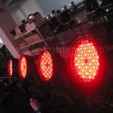 108x3W RGBW Stage de lumière LED faisceau Mini Head Moving