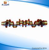 미츠비시 6D16/6D16t Me072197 Me032800 23100-93072를 위한 엔진 부품 크랭크축