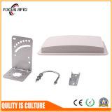 Antena do sistema de inventário da freqüência ultraelevada RFID 6-8 medidores com desempenho estável