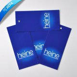 Kundenspezifische gedruckte Papierfall-Marke für Kleid