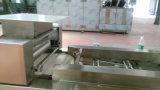 Máquina automática llena de la preparación de galletas de la oblea de la hornada del gas de China