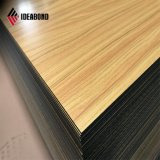 2mm to 6mm PE PVDF Coated Wood Texture Sandwich Board