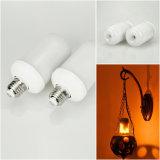 E27 E26 Luz de milho de incêndio chama LED 85-265V 2835 SMD Lâmpada lâmpada economizadora de energia