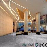 Étage desserré de luxe de marbre commercial et résidentiel de vinyle de configuration