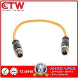 Asamblea de cable de la X-Codificación M12