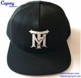 Surtidor del sombrero del casquillo del Snapback de la insignia de la impresión de los 5 paneles