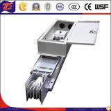 Sistema de barramento elétrico de fábrica do sistema de prova de poeira