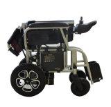 Qualitäts-Wirtschaftsmacht-Stahl, der elektrischen Rollstuhl für die untauglichen und alten Leute faltet