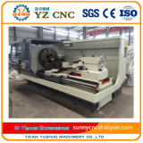 CNC 선반 기계를 스레드하는 중국 수평한 관