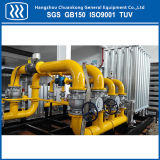 A estação de enchimento de gás de deslizamento de GPL