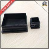 PET rechteckige Schutzkappen für Stahlstühle (YZF-C378)