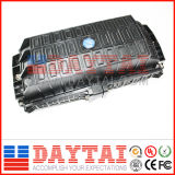 6 de entrada / salida 12 ~ 288 Core empalmes de fibra óptica de cierre (DT-FOSC-H8005 Splice Closure)