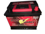 Powerenergy DIN55mf 12V55ah Maintenance Free Auto Battery