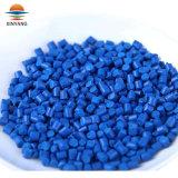 PE PP Color azul de plástico reciclado Masterbatch