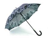 مستقيمة آليّة [بلك&وهيت] تصميم مظلة ([يس-س23083916ر])