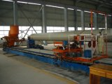 Windende Machines van de Gloeidraad van de Machine GRP van de Pijp FRP de Windende