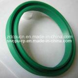 Sello de goma útil del polvo del petróleo de Industy con el marco del metal/moldeado alrededor de los anillos de cierre