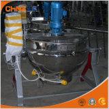 Chaleira Jacketed do aquecimento elétrico com agitador (50L -1000L)