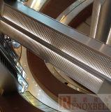 ホールの買物をする装飾のための穴があいたアルミニウムパネル