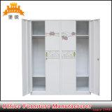 De in het groot Structuur Kd Met vier deuren gebruikte Chinese het Kleden zich Garderobe
