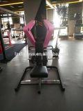 Strumentazione commerciale di forma fisica di ginnastica della macchina bassa di riga per la costruzione di corpo