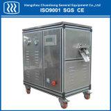 Máquina de granulação de gelo seco para gelo comercial