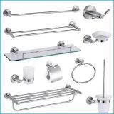 Seifen-Toiletten-Pinsel-Gewebe-Rollenreserve-Papiercup-Trommel-Glasecktuch-Halter des Edelstahl-304