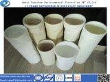 Nichtgewebtes FMS-Filtertüte-Filtergehäuse für Staub-Ansammlung mit freier Probe