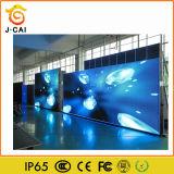Pantalla del módulo del palmo P8 SMD LED de la larga vida para hacer publicidad