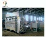 ベニヤの合板の熱い出版物機械汎用多層は機械を熱押す