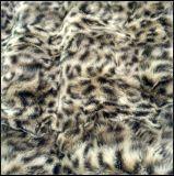 Alta peluche di Fox della pelliccia della pelliccia d'imitazione di falsificazione
