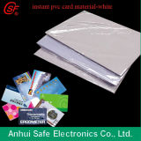 PVC istante Card 200*300mm 0.76mm Thickness (0.15+0.46+0.15)