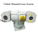 차량에 의하여 거치된 T 모양 IR Laser 사진기를 희망 바라십시오