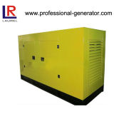 100kw Diesel Silent Electric Generating Set con Control Panel