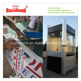 Rucobondのアフリカの市場のアルミニウム合成のパネルのクラッディングシート