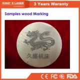 CO2 Alumilum Ce/FDA 60W Laser-Markierungs-Maschinen-Preis